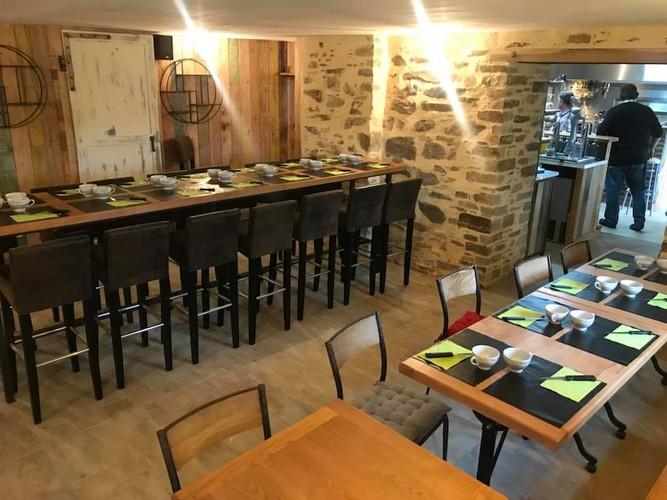 La cr perie des remparts saint yrieix la perche office - Office de tourisme saint yrieix la perche ...