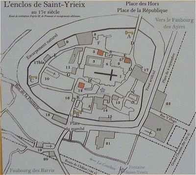 Exposition permanente 39 la vie religieuse de saint yrieix 39 saint yrieix la perche office de - Office de tourisme saint yrieix la perche ...
