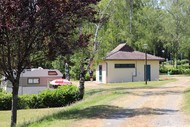 Mobile-homes du Camping Ladignac le Long Bel'Air